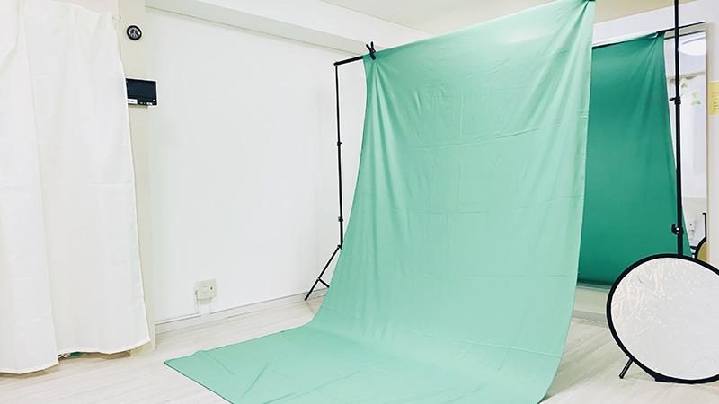 クロマキー撮影機材一式